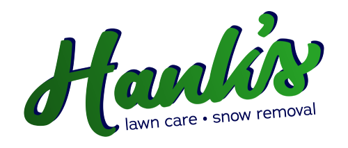 Hank's Lawn Care & Snow Removal Official Logo